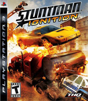 Stuntman Ignition para PS3