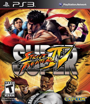 Super Street Fighter IV para PS3