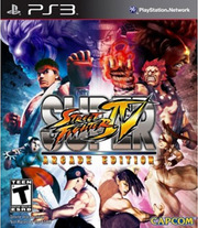 Super Street Fighter IV: Arcade Edition para PS3