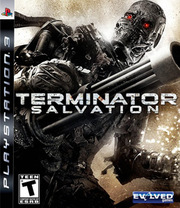 Terminator Salvation para PS3