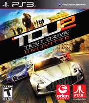 Test Drive Unlimited 2 para PS3