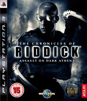 The Chronicles of Riddick: Assault on Dark Athena para PS3