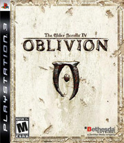 The Elder Scrolls IV: Oblivion para PS3
