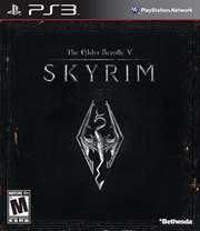 The Elder Scrolls V: Skyrim para PS3