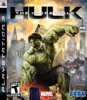 The Incredible Hulk para PS3