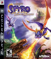 The Legend of Spyro: Dawn of the Dragon para PS3