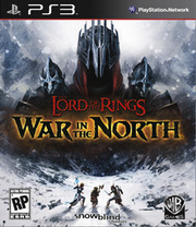 The Lord of the Rings: War in the North para PS3