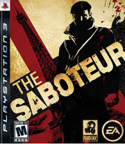The Saboteur para PS3