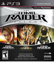 The Tomb Raider Trilogy para PS3