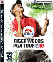 Tiger Woods PGA Tour 10 para PS3