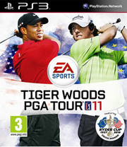 Tiger Woods PGA Tour 11 para PS3