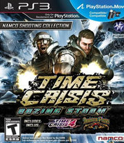 Time Crisis: Razing Storm para PS3