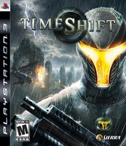 TimeShift para PS3
