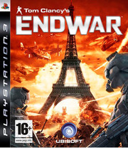 Tom Clancy-s EndWar para PS3