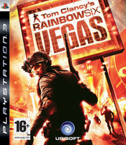 Tom Clancy-s Rainbow Six Vegas para PS3