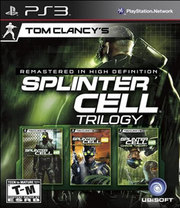 Tom Clancy-s Splinter Cell Classic Trilogy HD para PS3