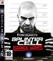 Tom Clancy-s Splinter Cell Double Agent para PS3