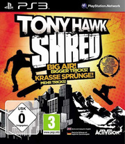 Tony Hawk: Shred para PS3