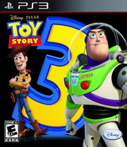 Toy Story 3 para PS3