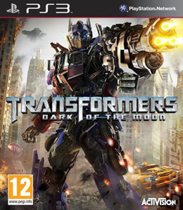 Transformers: Dark of the Moon para PS3