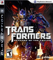 Transformers: Revenge of the Fallen para PS3