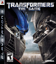 Transformers: The Game para PS3