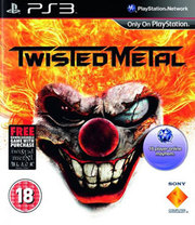Twisted Metal para PS3