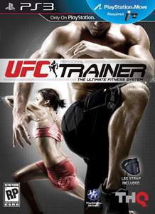 UFC Personal Trainer: The Ultimate Fitness System para PS3