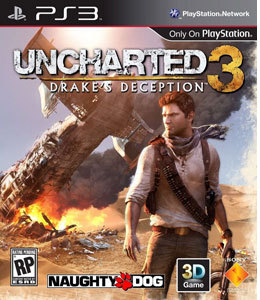 Uncharted 3: Drake's Deception para PS3