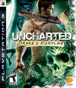 Uncharted: Drake's Fortune para PS3