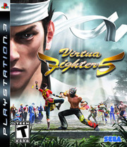 Virtua Fighter 5 para PS3