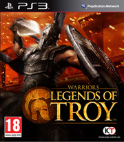 Warriors: Legends of Troy para PS3