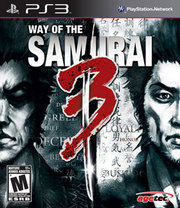 Way of the Samurai 3 para PS3