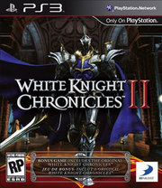 White Knight Chronicles II para PS3