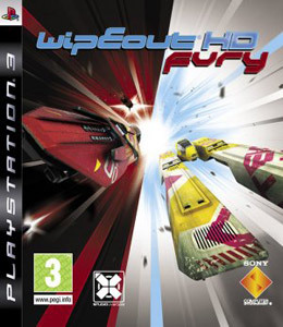 WipEout HD Fury para PS3