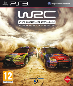 WRC: FIA World Rally Championship para PS3