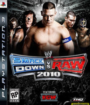 WWE SmackDown vs. Raw 2010 para PS3