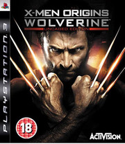 X-Men Origins: Wolverine para PS3