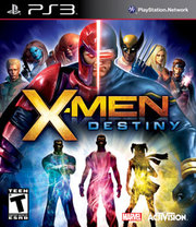X-Men: Destiny para PS3