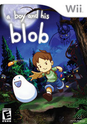 A Boy and His Blob para Wii