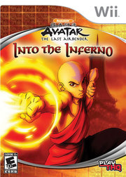Avatar - The Last Airbender: Into the Inferno para Wii