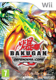 Bakugan: Defenders of the Core para Wii