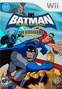 Batman: The Brave and the Bold - The Videogame para Wii