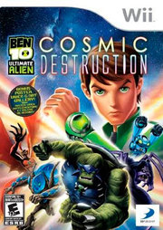 Ben 10 Ultimate Alien: Cosmic Destruction para Wii