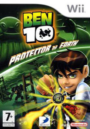 Ben 10: Protector of Earth para Wii