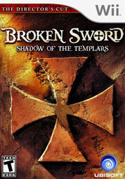 Broken Sword: The Shadow of the Templars para Wii