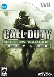 Call of Duty: Modern Warfare: Reflex Edition para Wii