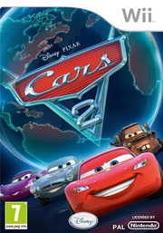 Cars 2: The Video Game para Wii