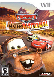 Cars Mater-National Championship para Wii