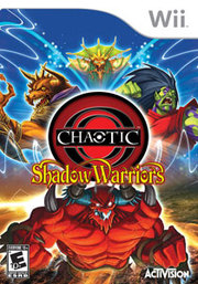 Chaotic: Shadow Warriors para Wii